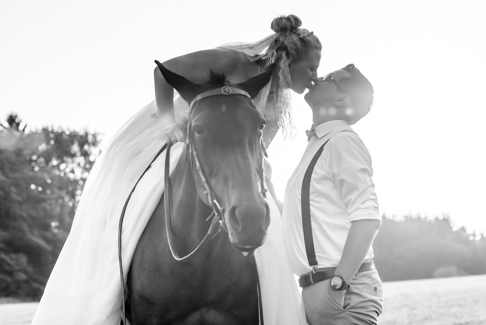 Afterwedding westerwald pferdeshooting hochzeit after wedding