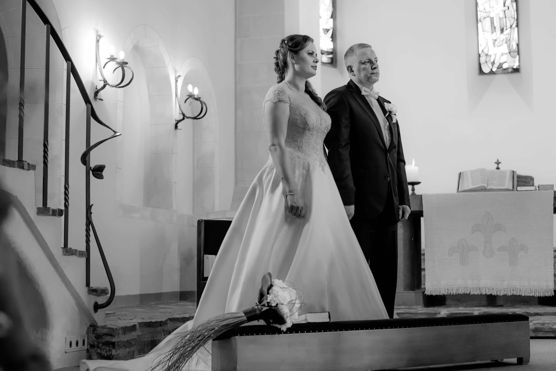 Trauung Kirche Hochzeitsfotografin Wedding