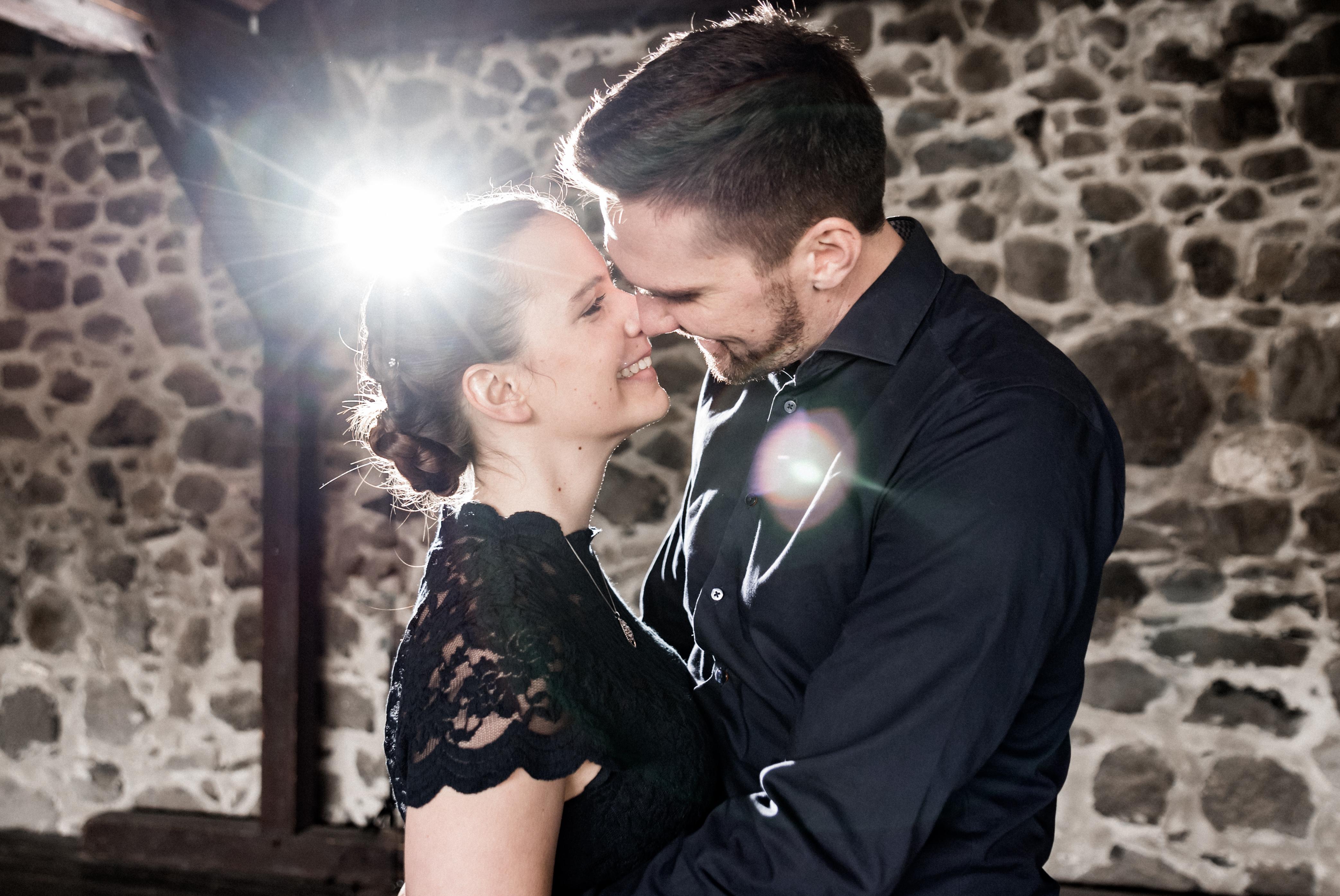 Burg Shooting Blitz Hochzeit Paarshooting Hochzeit Wedding Westerwald Liebe Fotografin